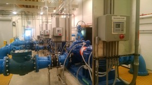 HIGH SERVICE PUMPS & CONTROLLERS
